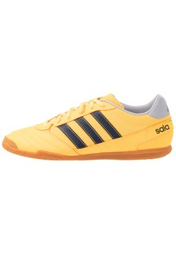 adidas Performance - SUPER SALA FOOTBALL SHOES INDOOR - Chaussures de foot en salle - solar gold/collegiate navy/glory grey