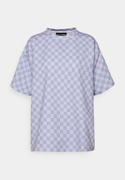 NEW girl ORDER - CHECKERBOARD TEE - T-Shirt print - multi