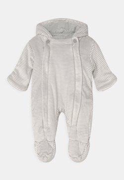 Marks & Spencer London - BABY PLAYSUIT UNISEX - Mono - grey