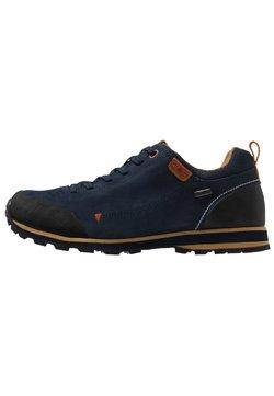 CMP - ELETTRA LOW SHOE WP - Hikingschuh - black/blue