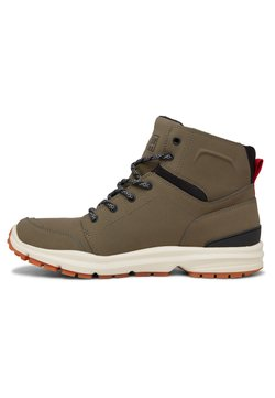 DC Shoes - TORSTEIN - Bottines à lacets - black forest green