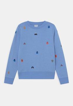 ARKET - Sweater - blue/white