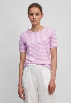Marc O'Polo - T-Shirt print - mutli/breezy lilac