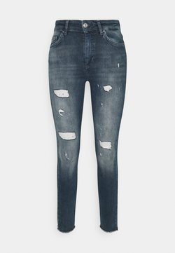 ONLY Petite - ONLBLUSH  - Jeans Skinny Fit - special blue grey denim