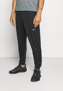 Nike Performance - ESSENTIAL PANT - Jogginghose - black/silver