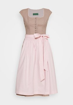 Country Line - Dirndl - natur rosa