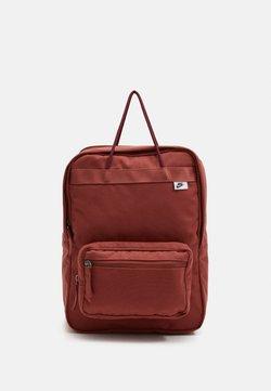 Nike Sportswear - TANJUN UNISEX - Reppu - claystone red/claystone red/black