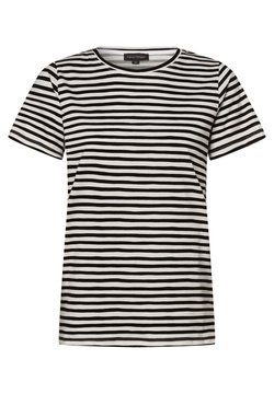 Franco Callegari - T-Shirt print - schwarz weiß