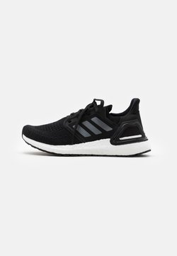 adidas Performance - ULTRABOOST 20  - Laufschuh Neutral - core black/night metallic/footwear white