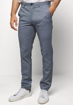 Selected Homme - SLHSLIM-AIDEN - Spodnie materiałowe - light blue