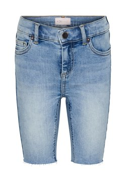 Kids ONLY - Jeansshort - light blue denim