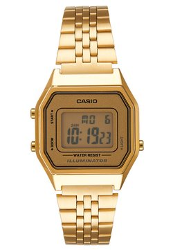 Casio - Digitaalikello - gold-coloured