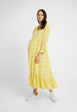 IVY & OAK Maternity - MIDI MATERNITY DRESS - Maxi-jurk - sunshine