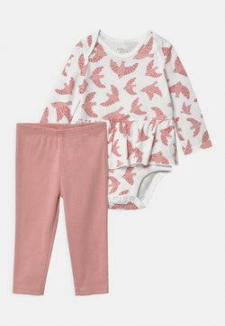 Carter's - PEPLUM SET - Legging - light pink