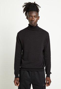 Brave Soul - HUME - Stickad tröja - black