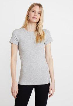 GAP - MOD CREW - Camiseta básica - heather grey
