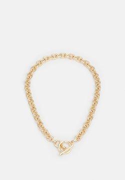 DKNY - LINK COLLAR - Halskette - gold-coloured
