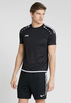 JAKO - TRIKOT STRIKER 2.0 - T-Shirt print - schwarz/weiß