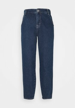 ONLY - ONLTROY LIFE CARROT - Jeans Relaxed Fit - dark blue denim