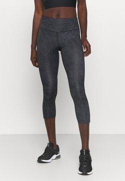 Nike Performance - RUN FAST CROP - Trikoot - black