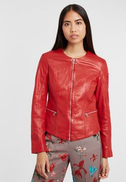 Gipsy - Giacca di pelle - red