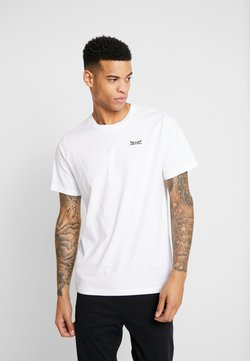 Levi's® - RELAXED GRAPHIC TEE - T-shirt imprimé - text white