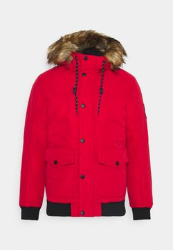 Jack & Jones - JJSKY JACKET - Winterjacke - scarlet