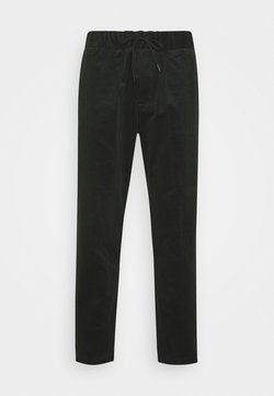 Scotch & Soda - FAVE SOFT PANT WITH ELASTICATED WAISTBAND - Stoffhose - fern