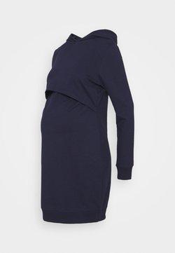 Anna Field MAMA - Vestido informal - dark blue