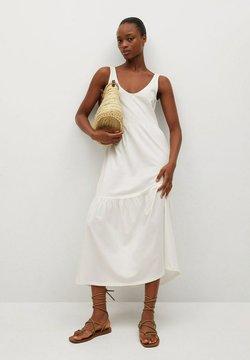Mango - Maxi-jurk - off white