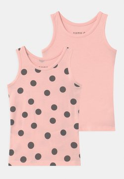 Name it - NMFTANK  2 PACK - Hemd - strawberry cream