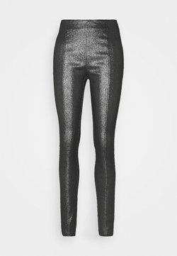 YAS Petite - YASTAYLOR SHOW - Pantalones - black