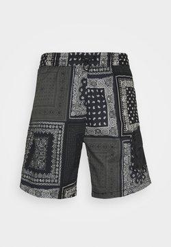 Levi's® - UTILITY UNISEX - Shorts - blacks