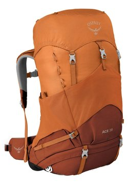 Osprey - ACE 38 - Trekkingrucksack - orange sunset