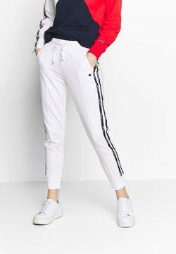 Champion - RIB CUFF PANTS - Jogginghose - white