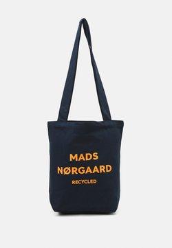 Mads Nørgaard - BOUTIQUE ATHEN UNISEX - Shopping bag - sky captain