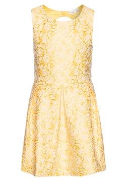 Name it - NKFFARYLE SPENCER - Vestido de cóctel - aspen gold