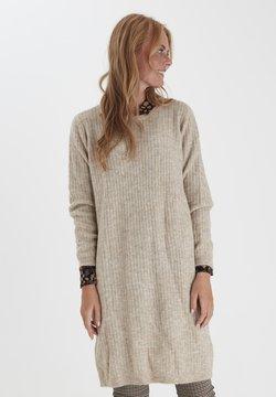 Fransa - FRMESANDY - Jumper dress - beige melange