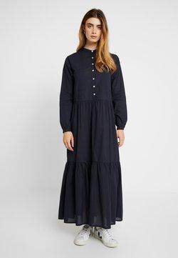 esmé studios - KATJA DRESS - Maxikjoler - dark blue