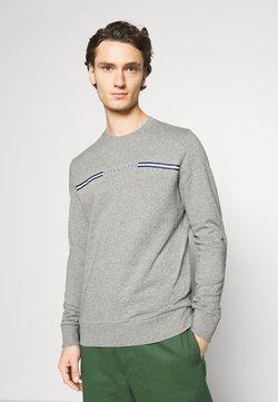 Jack & Jones - JORLOGANS CREW NECK - Sweatshirt - light grey melange