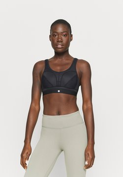 Sweaty Betty - VICTORY RUNNING BRA - Sport BH - black