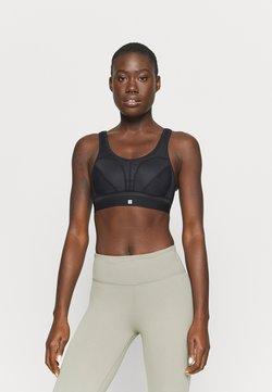 Sweaty Betty - VICTORY RUNNING BRA - Sujetador deportivo - black