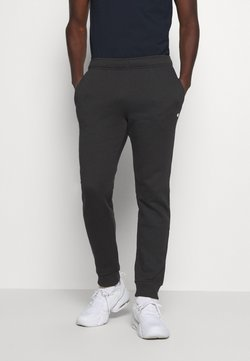 Champion - LEGACY CUFF PANTS - Verryttelyhousut - black