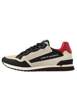 Guess - GENOVA - Sneaker low - brun/sand