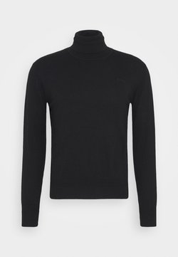 Schott - Pullover - black