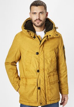 S4 Jackets - ALASKA - Winterjacke - curcuma