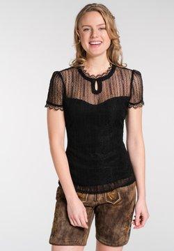 Spieth & Wensky - Bluse - black