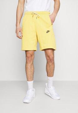 Nike Sportswear - REVIVAL - Shorts - solar flare/smoke grey