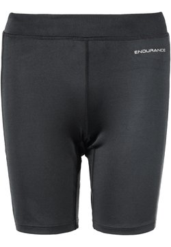 Endurance - ZENTA  - kurze Sporthose - 1001 black