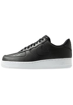 Nike Sportswear - AIR FORCE - Sneaker low - black/white